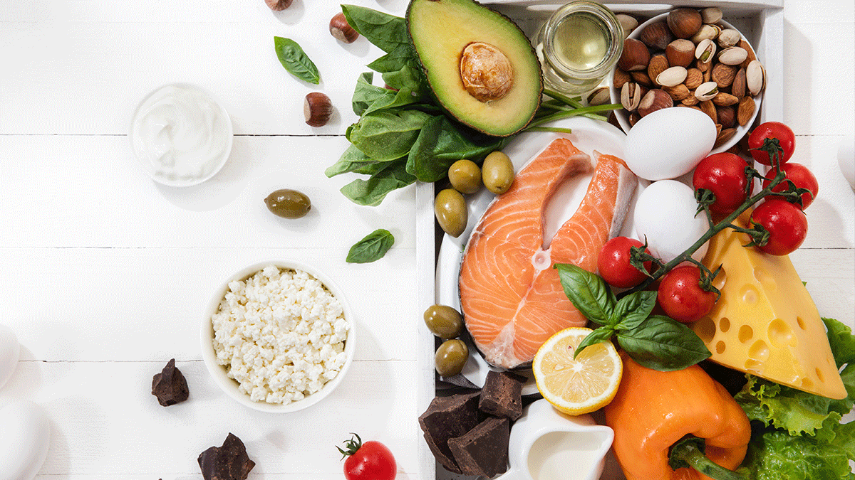 Low-Carb Diet Aging Your Skin
