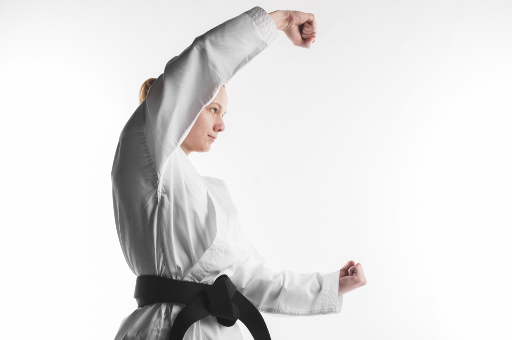 Stress Relief through Martial Arts